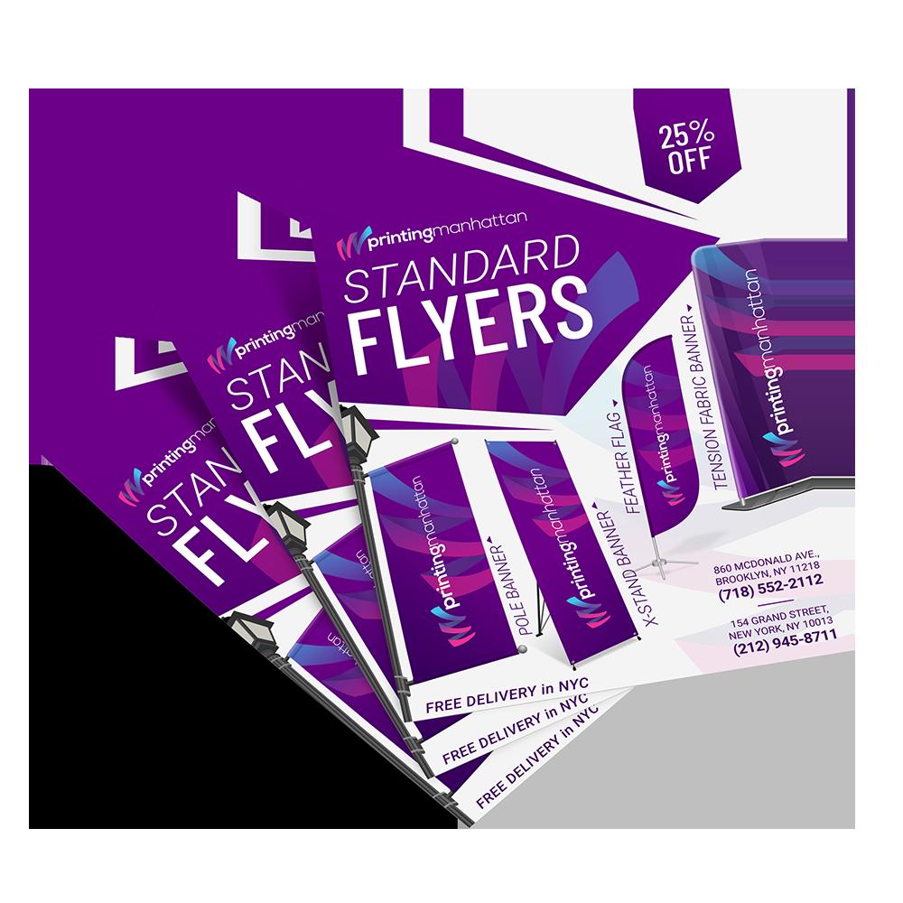 Standard Flyers